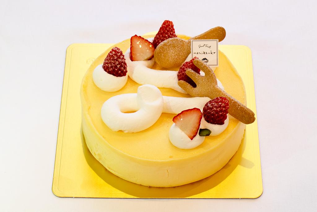 スペシャルチーズケーキ